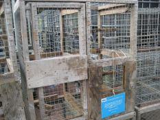 Wooden Larson trap