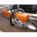 Stihl MS362 petrol chainsaw