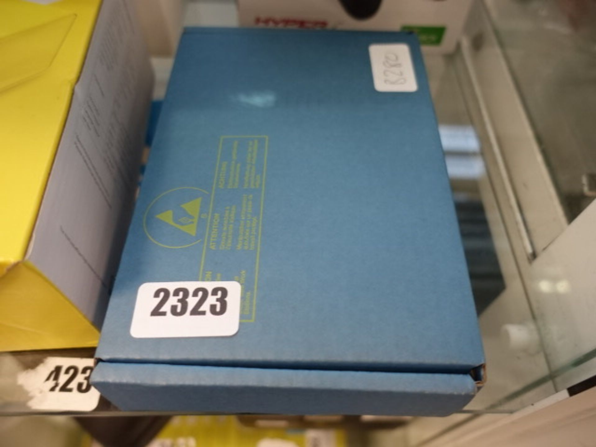 Lot 2323 - PCBA cover right for 7 series units in carboard box