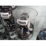 Mykronoz ZETime hybrid smart watch 44mm version with black strap and stainless steel bezel