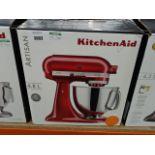 Boxed Kitchenaid 4.8 litre mixer