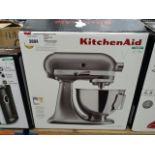 Boxed Kitchenaid 4.3 litre mixer
