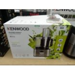 Boxed Kenwood Multipro compact food processor