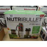 Boxed Nutribullet Prime