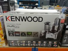Boxed Kenwood food processor and blender Multipro XL