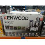 Boxed Kenwood food processor and blender Multipro XL
