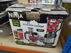 Boxed Ninja compact kitchen system