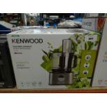 Boxed Kenwood Multi Pro compact food processor