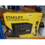 Stanley large biometric safe