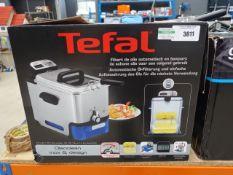 Boxed Tefal filter fryer