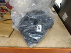 3041 Bag of BT and Panasonic phone handsets