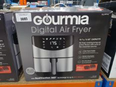 Boxed Gourmia digital air fryer