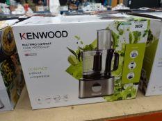 Boxed Kenwood food processor