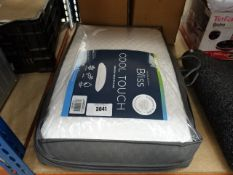 Bliss cooltouch memory foam pillow