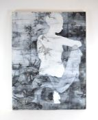 Sue Young Lee (21st Century), 'Dreaming out of the Glasshouse', signed and dated Sep 2011 verso,