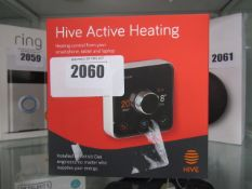 Hive active heating control