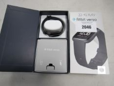Fitbit Versa with box
