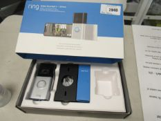 Ring video doorbell 3 (no chime) with box