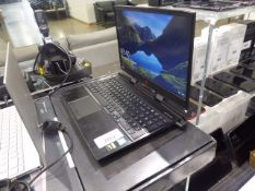 HP Omen laptop intel core i7 9th gen processor, 8gb ram, 512gb ssd running Windows 10, Nvidia GTX