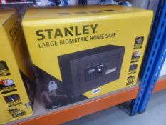 Stanley large biometric home safe