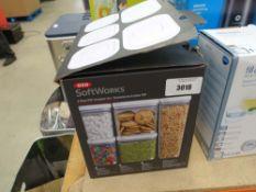Oxo softworks storage jar set