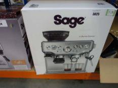 (43) Saga Barista Express coffee machine