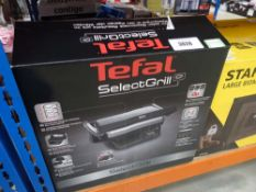 (51) Tefal select grill