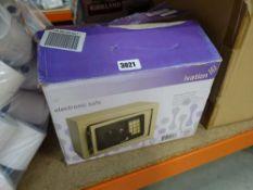 3008 Electronic safe