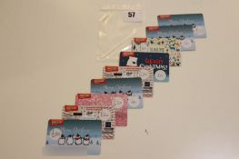 One 4 All (x9) - Total face value £150
