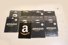 Amazon (x11) - Total face value £200