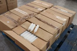 8 large boxes of lamp light candles