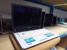 Sony Vaio computer model VGN-FS415E with carry case no psu