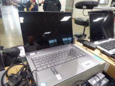 Lenovo Yoga C930 laptop, intel core i7 8th gen. processor, 8gb ram, 512gb SSD running Windows 10