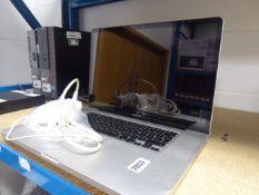 Apple MacBook Pro model A1297 with psu