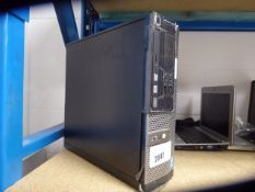 129 Dell Optiplex 3020 desktop computer, Intel i5 4th gen. CPU, 8gb ram, 500gb HDD