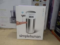 Boxed Simple Human sensor soap pump