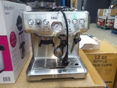 Unboxed Sage coffee machine (63)