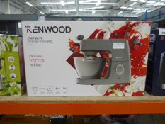 Boxed Kenwood Chef Elite kitchen machine