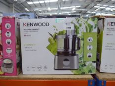 Boxed Kenwood multipro food processor (45)