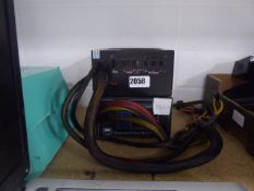 Two semi modular PC power supplies with no cabling