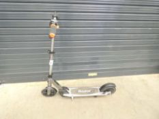 Razor electric scooter no charger