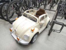 Electric VW childs car