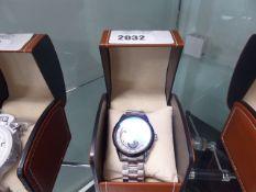 LA Banus automatic 1000 edition watch with chronograph movement