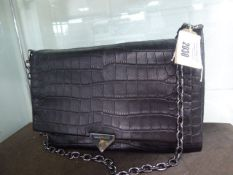Emporio Armani ladies handbag with chain style strap