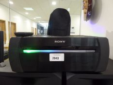 Sony home audio system Shake-X30D with remote