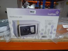 Innovation electronic safe