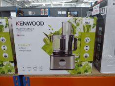 Boxed Kenwood multi compact food processor