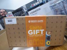 Beer Hawk gift craft beer box