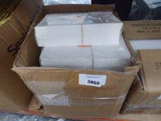Box containing some tough tote envelopes