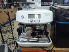 Unboxed Sage coffee machine